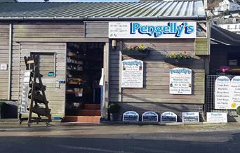 Pengelly's Fish Shop - shopfront