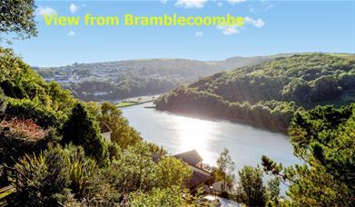 Bramblecoombe - view