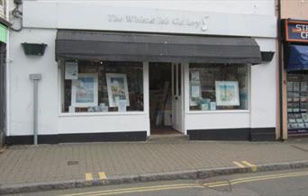 Whistlefish shopfront
