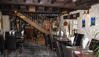 The Old Sail Loft - dining area