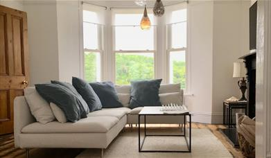 Lowen House - Living Area
