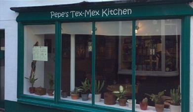 Pepe's Tex Mex Kitchen - exterior