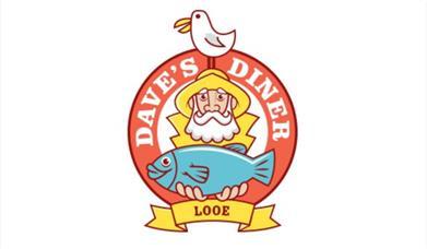 Dave's Diner - logo