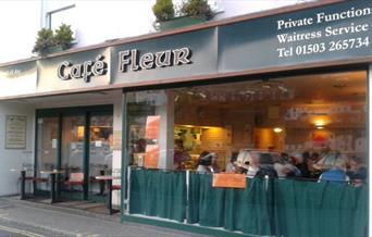 Café Fleur - exterior