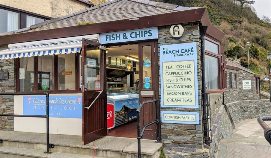 The Beach Café - exterior