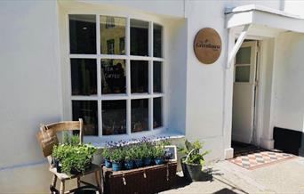 The Greenhouse - shopfront