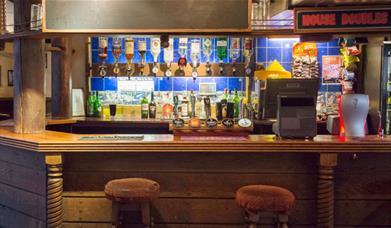The Ship Inn - bar area