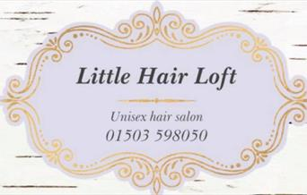 Little Hair Loft logo