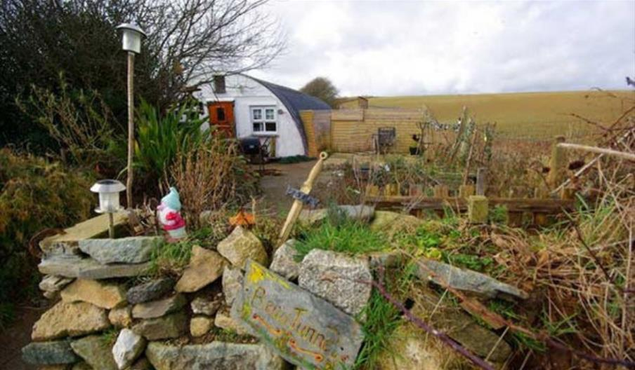Boturnell Farm Cottages - Beau Tunnel