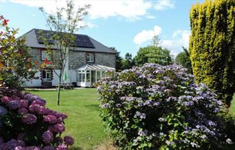 Waylands East - House & Garden
