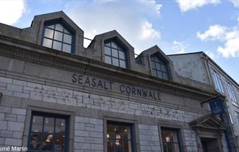 Seasalt Cornwall - shopfront
