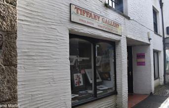 Tiffany Gallery shopfront