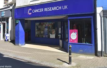 Cancer Research shopfront