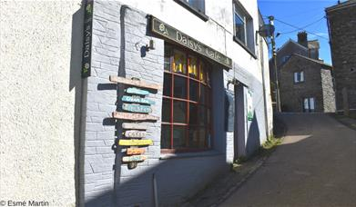Daisy's Café exterior