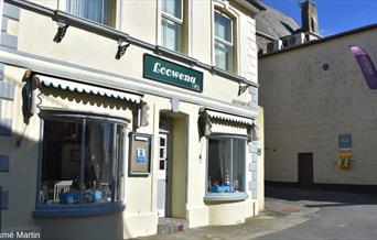 Loowena Café - exterior
