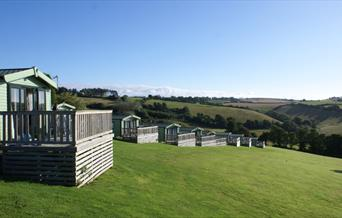 Seaview Holiday Village - countryside view