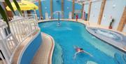 Seaview Holiday Village - indoor pool