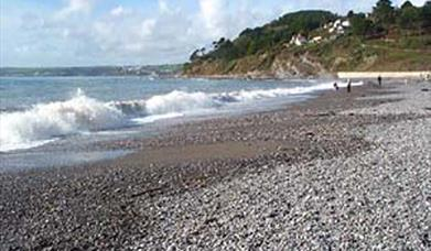 Seaton Beach, Nr Looe, Cornwall