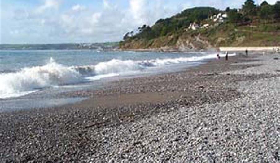 Seaton Beach, Nr Looe, Cornwall