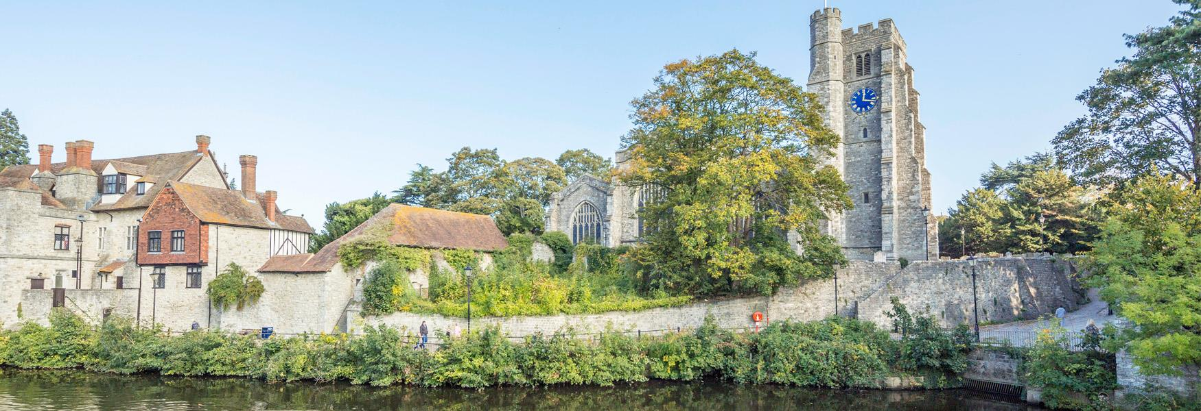 Maidstone's Medieval origins in the heart of the town