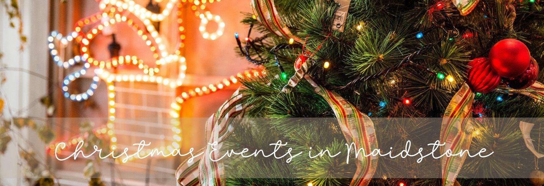 Christmas events in Maidstone