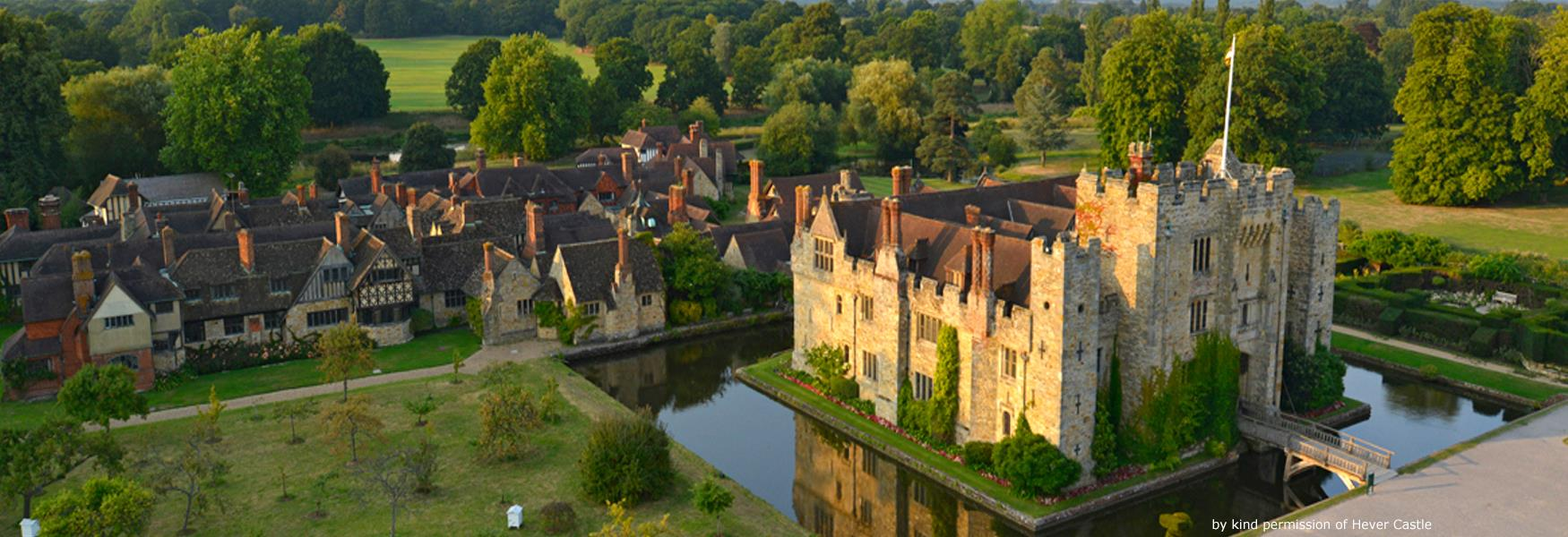 Hever Castle Less than 1 hour from Maidstone