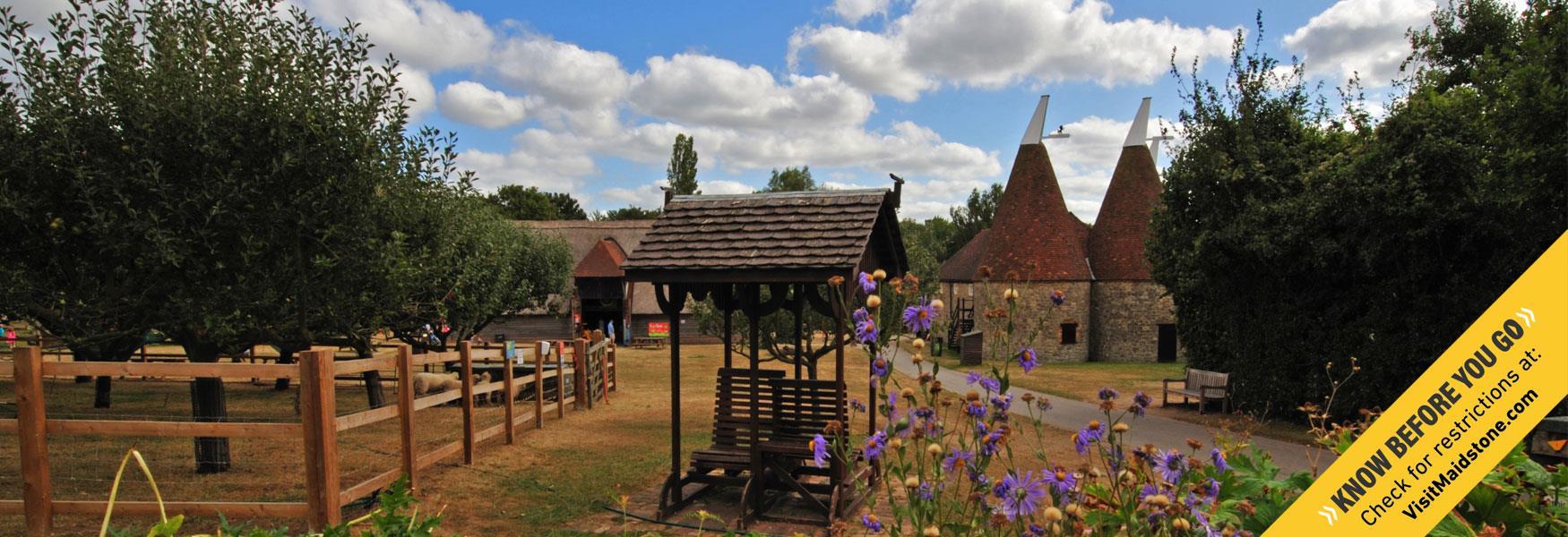 Kent Life Hertage Farm Park