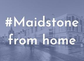 Maidstone from home
