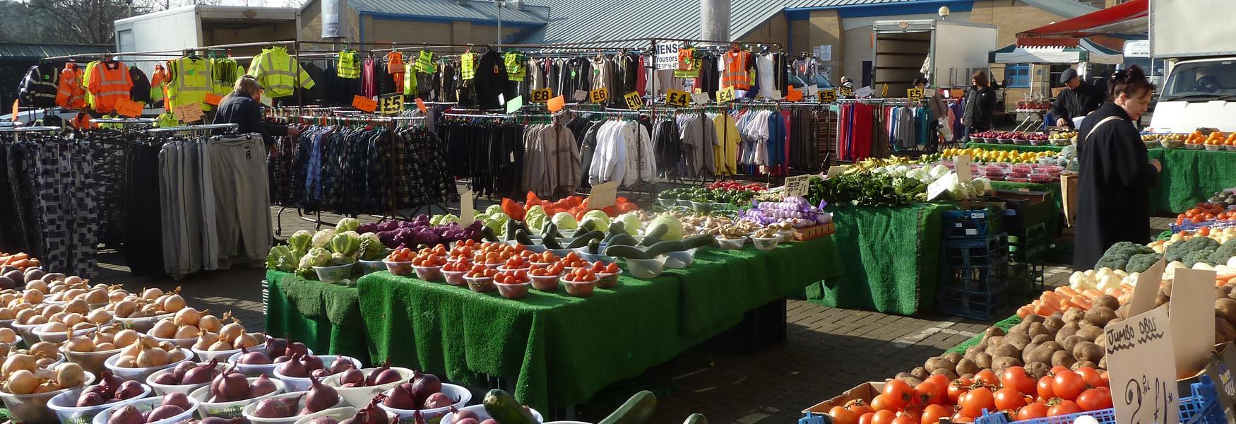 Maidstone Market