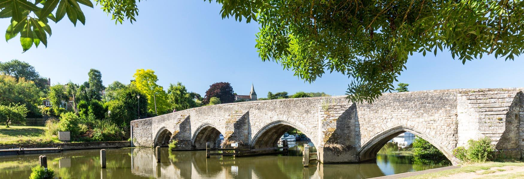 Medieval Bridge, East Farleigh