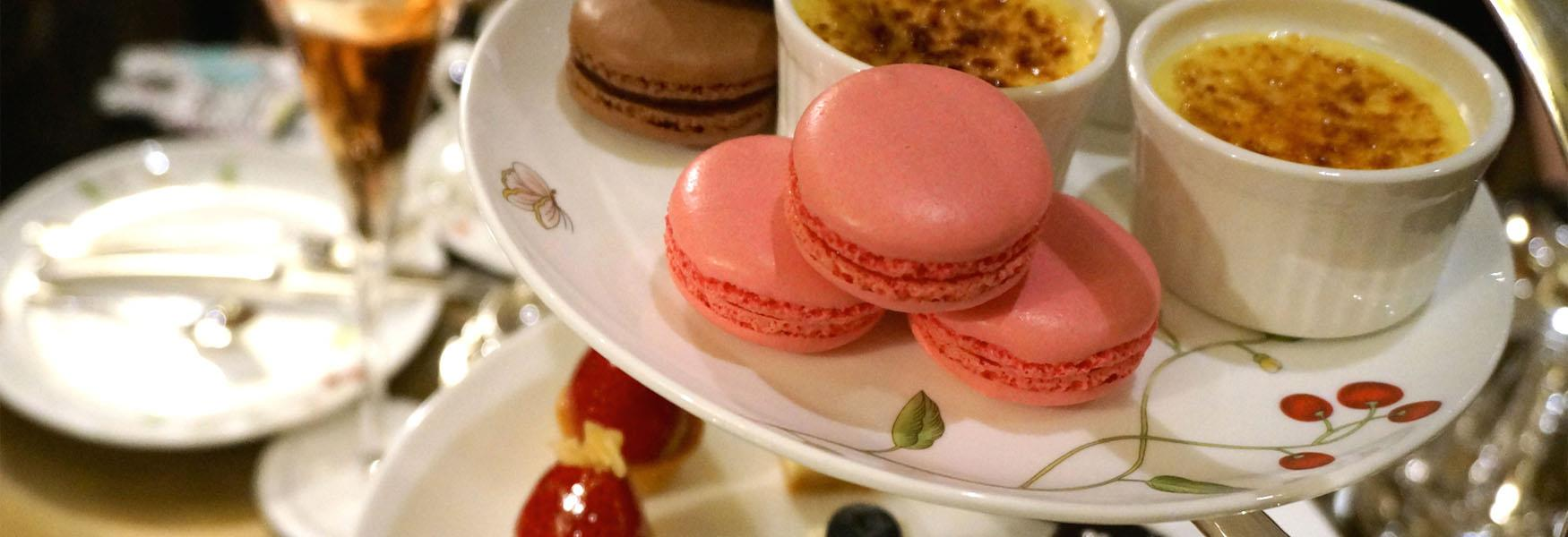 What style of Afternoon Tea? - your choice