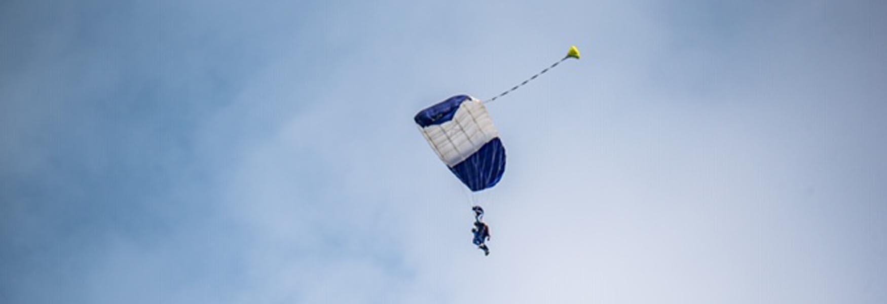 Tandem Skydive, Headcorn Aerodrome
