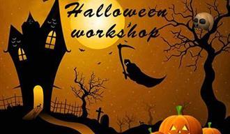Halloween Workshop poster