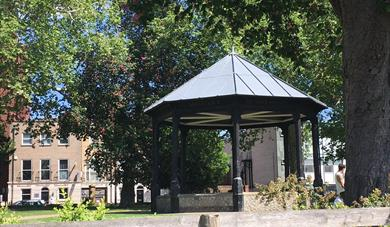 Bandstand at Brenchley Gardens