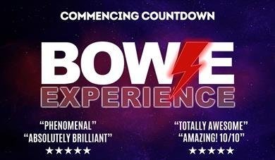 Bowie Experience logo