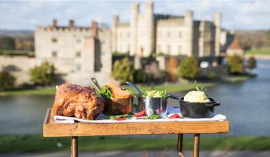 Leeds Castle - Castle View Restaurant
