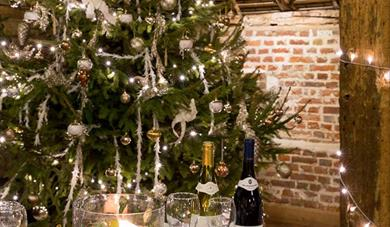 Christmas in the Fairfax Hall