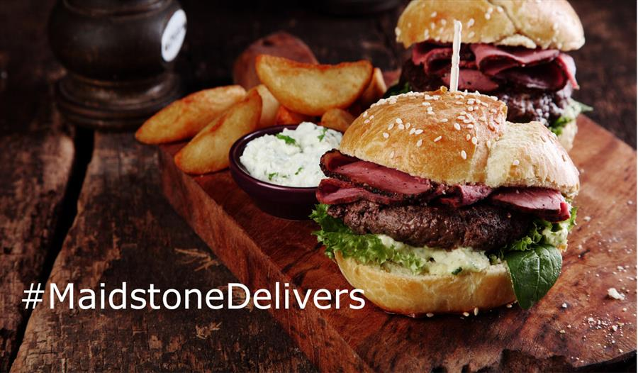 Generic-Burger---#Maidstone-delivers
