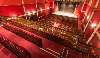 Hazlitt Theatre from the Gallery