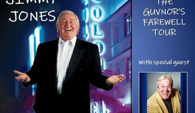Jimmy Jones and Mickey Pugh as special guest
