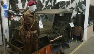 Army Air Corps and Willy's Jeep