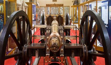 Cannon in the Museum
