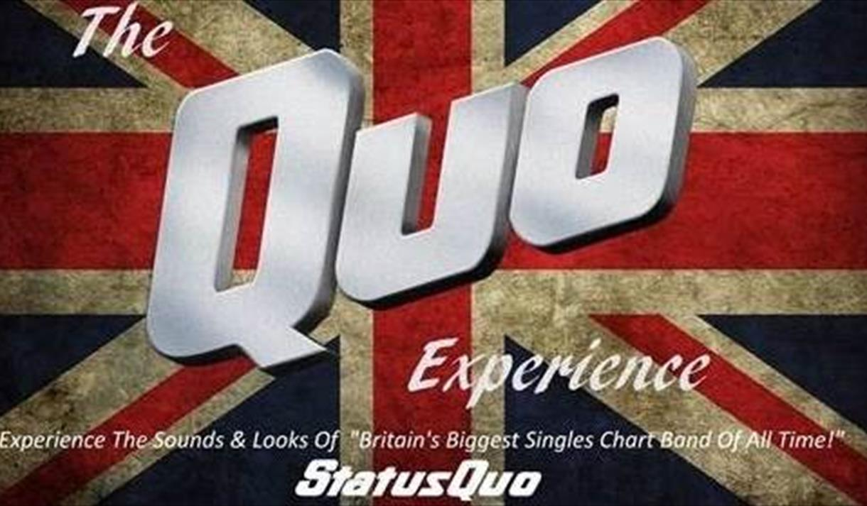 The Quo Experience logo