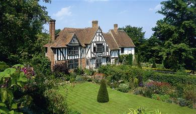 Stoneacre, house and garden
