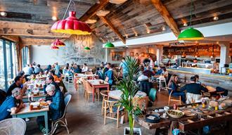 The Potting Shed restaurant