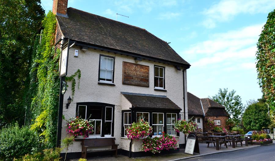 The Black Horse Inn, Thurnham, Maidstone