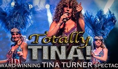Totally Tina logo
