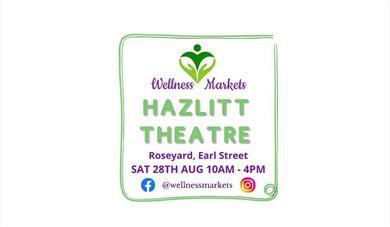 Wellness Market poster