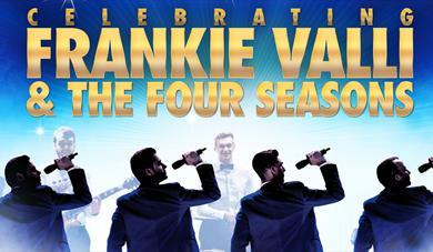 Celebrating Frankie Valli & The Four Seasons logo