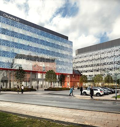A new world-leading precision medicine campus will be located at Citylabs 2.0 on Oxford Road, with German-based QIAGEN confirmed as being at the centre